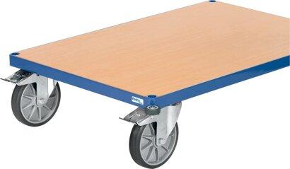Abweiserrollen für Tischwagen