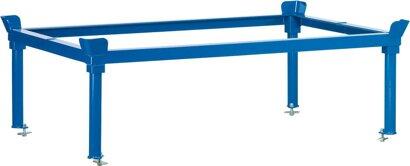 Aufsatzrahmen für Flachpaletten und Gitterboxen