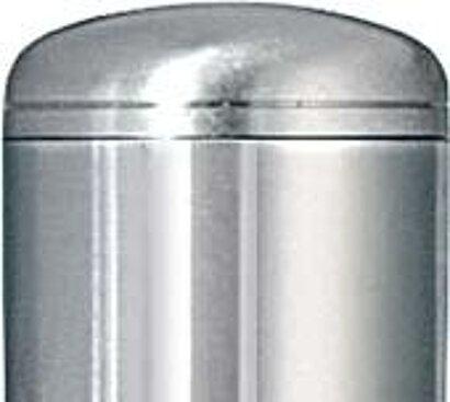 Edelstahl-Sperrpfosten, Ø 102 mm