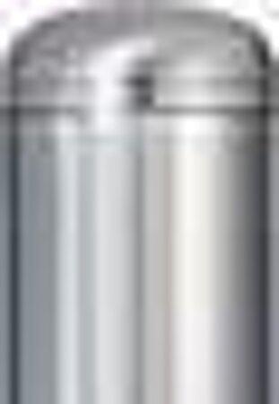 Edelstahl-Sperrpfosten, Ø 76 mm
