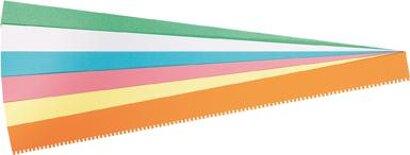 Bezeichnungsstreifen-Karton für Streifen-Stecktafeln