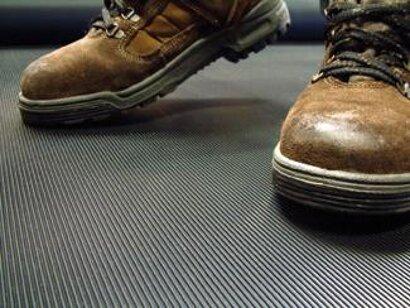Arbeitsplatzbodenbelag COBArib, 6 mm