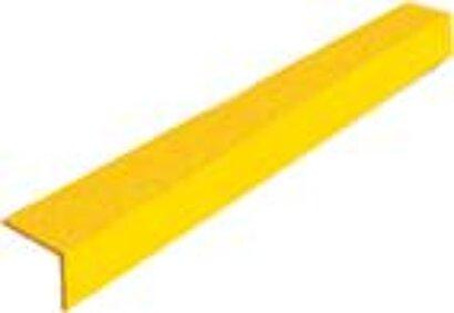 Arbeitsplatzbodenbelag COBAgrip Treppenwinkel, gelb