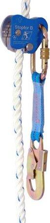 Auffanggerät stopfor™ B für gedrehtes Seil 14 mm