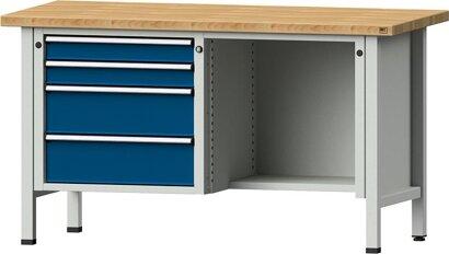 Kastenwerkbank Serie V Modelle 7 bis 12, Breite 1500 mm