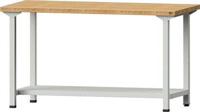 Kombi-Werkbank Serie V 1500/2000 mm, lichtgrau