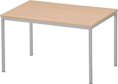 Mehrzwecktisch, Tischplatte in Buche