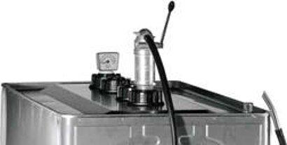 Handpumpe für Motorenöl bis SAE 50