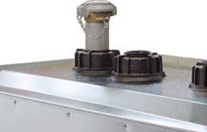 Saugrohr mit TW Kupplung für UNI- und MULTI-Tank