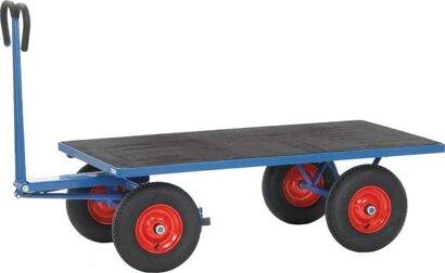 Hand-Pritschenwagen ohne Bordwände