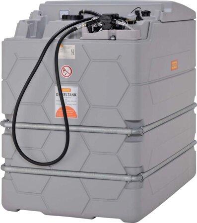 """Dieseltankanlage CUBE-Tank """"Indoor Basic"""""""
