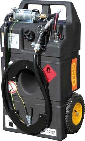Kraftstofftrolley 95 Liter, für Benzin oder Diesel