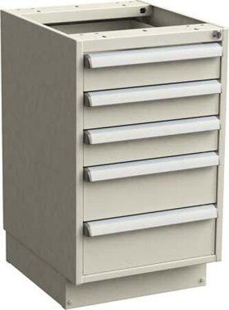 Schubladenblock, ESD-Ausführung