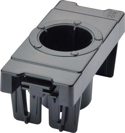 CNC-Träger, bestückt mit Werkzeugeinsatz Gr. 1
