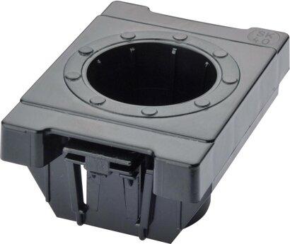 CNC-Träger, bestückt mit Werkzeugeinsatz Gr. 2