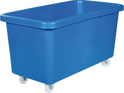 Rollwanne blau