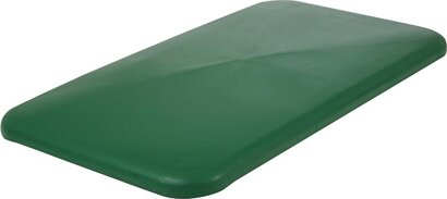 Deckel grün passend zu Rollwagen