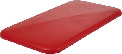Deckel rot passend zu Rollwagen