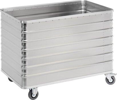 Aluminium Kastenwagen