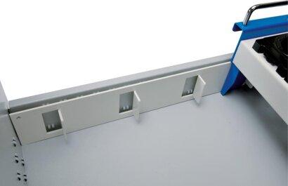 Einhängeschiene für CNC-Werkzeugaufnahme