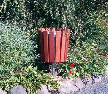 Abfallbehälter Modell K2