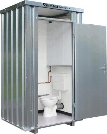 Toilettenboxen
