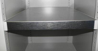 Einlegeboden für Stahl-Vertikalauszugschrank