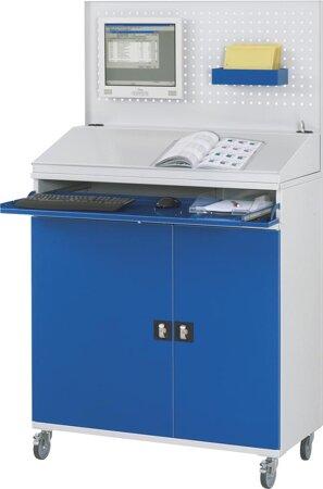 Computer-Schrank, Breite 1100 mm