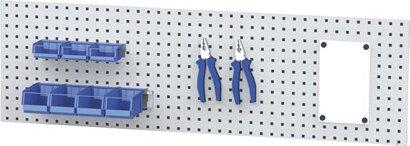 Lochwandaufbau für Multi-Wand-Aufbau