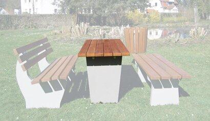 Tisch, Modell P8