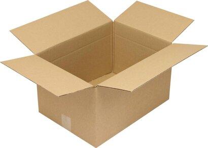 1-wellige Falt-Kartonage für Güter bis 20 kg
