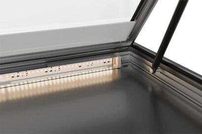 LED-Beleuchtung für Schaukasten