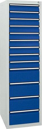 Schubladenschrank, 1800x500x500 mm, Schubladen 9x 100/4x 200 mm