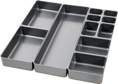 Schubladen-Einteilung für Werkzeug- und Materialschrank