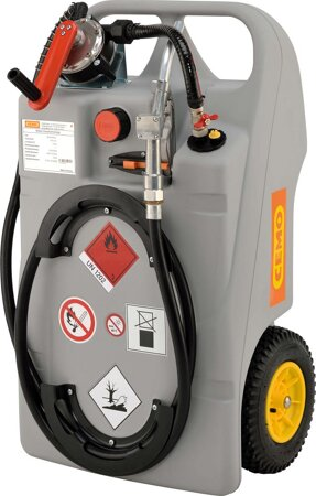 Dieseltrolley 60/100 Liter