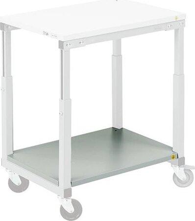 Unterplatte für ESD-Tischwagen SAP