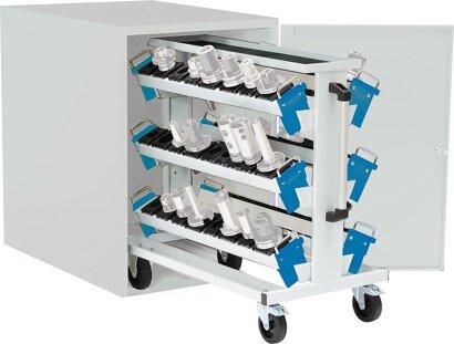 CNC-Transportwagen - Tiefe 630/930 mm
