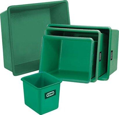 Rechteckbehälter grün