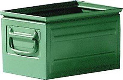 Stapeltransportkasten, Typ STK, RAL 6011 grün