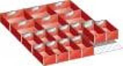 Einstazkästen 27x36, 18 Stück