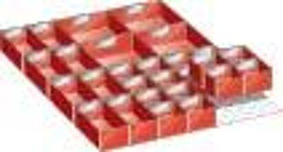 Einstazkästen 27x36, 28 Stück