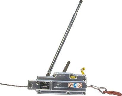 Mehrzweck-Zug greifzug™ für Materialtransport, Grundausrüstung