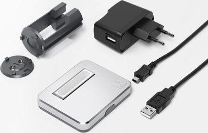 Ladegerät mit USB Buchse