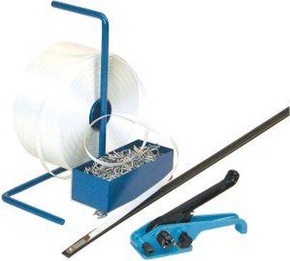 Polyesterband-Umreifung Komplett-System