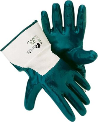 Handschuh Nitril, Mechanic - blau