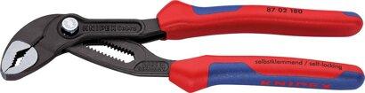 Wasserpumpenzange Cobra® mit Mehrkomponenten-Kunststoffhüllen