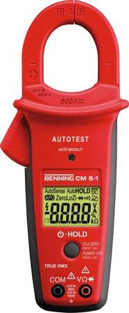 Digital-Stromzangen-Multimeter CM 5-1