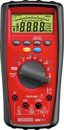Digital-Multimeter MM 7-1