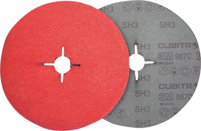 Fiberschleifscheibe Cubitron™ II 987C
