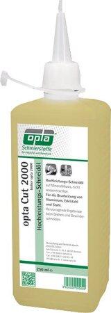 Hochleistungs-Schneidöl opta Cut 2000